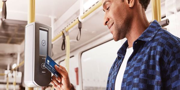 The data showed 35% percent of Gen Z respondents noted public transportation as their main...
