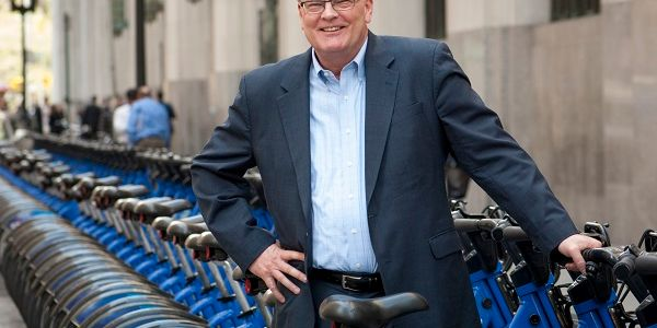 Tom Waldron is global transit directorfor HDR.