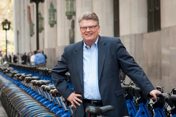 Tom Waldron is global transit directorfor HDR. -