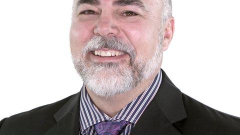 Graeme Masterton is Stantec's transit planning leader.