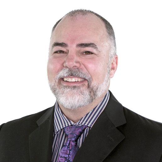 Graeme Masterton is Stantec's transit planning leader. -