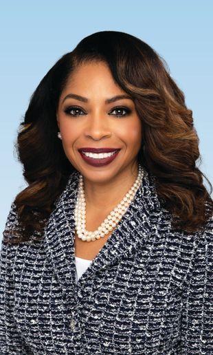 Jannet Walker-Ford is WSP USA's senior VP, national transit and rail market leader. -
