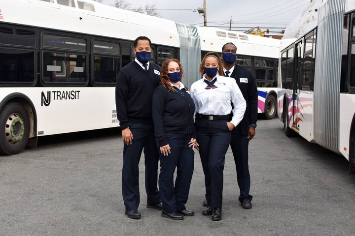 NJTRANSIT has adopted several new hiring initiatives since the start of the COVID-19 pandemic, including signing bonuses and on-site CDL testing, to recruit more bus operators. - Photo:NJTRANSIT