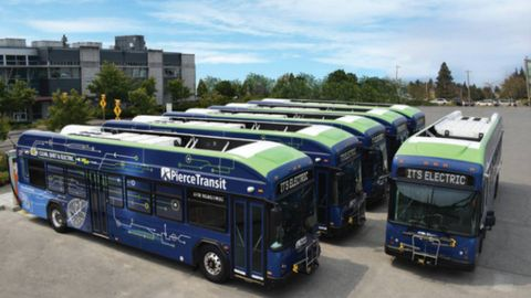Pierce Transit determined that full vinyl wraps were the most efficient, impactful, and durable...