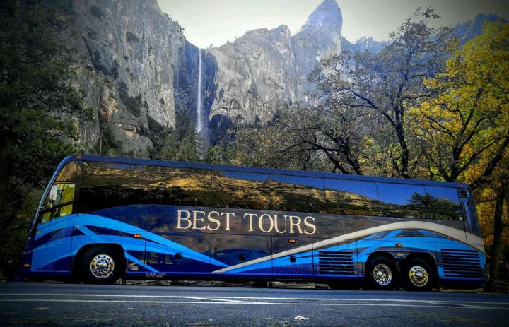 With COVID-19, the Fresno, Calif., motorcoach company faced the rockiest road ever in its 43-year history. -