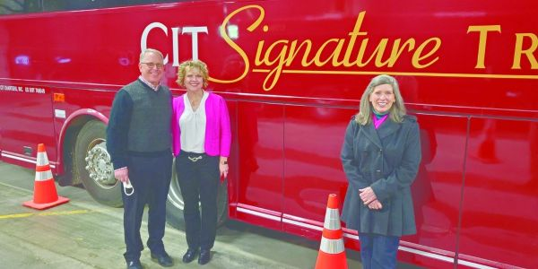 At CIT Signature Transportation, every non-essential cost was cut, and the team worked together...