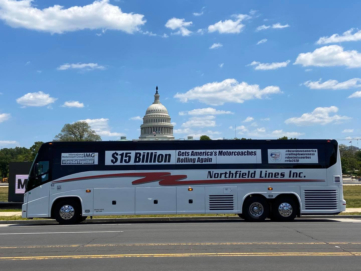 In This Together: How Motorcoach Associations Have Stepped Up and Helped Out