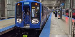 The 7000-series, manufactured by CRRC Sifang America, are the first new CTA railcars in a decade, following the introduction of the 5000-series cars in 2011.