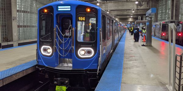 The 7000-series, manufactured by CRRC Sifang America, are the first new CTA railcars in a...