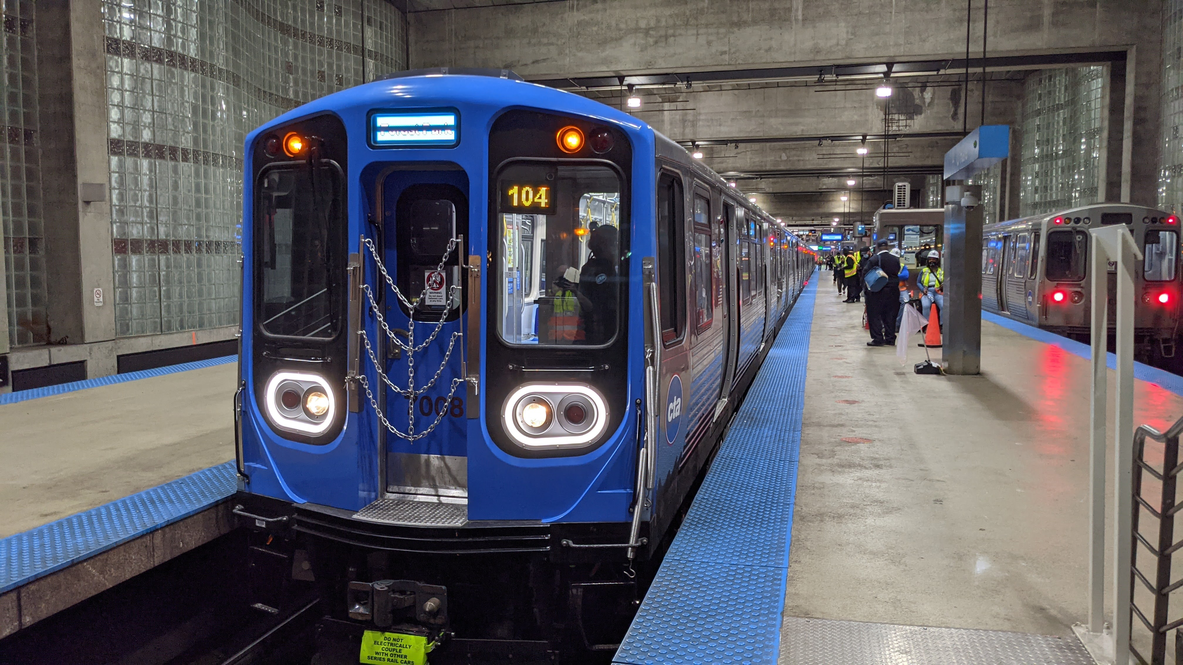 Chicago Transit Authority Honored for Leadership, Innovation