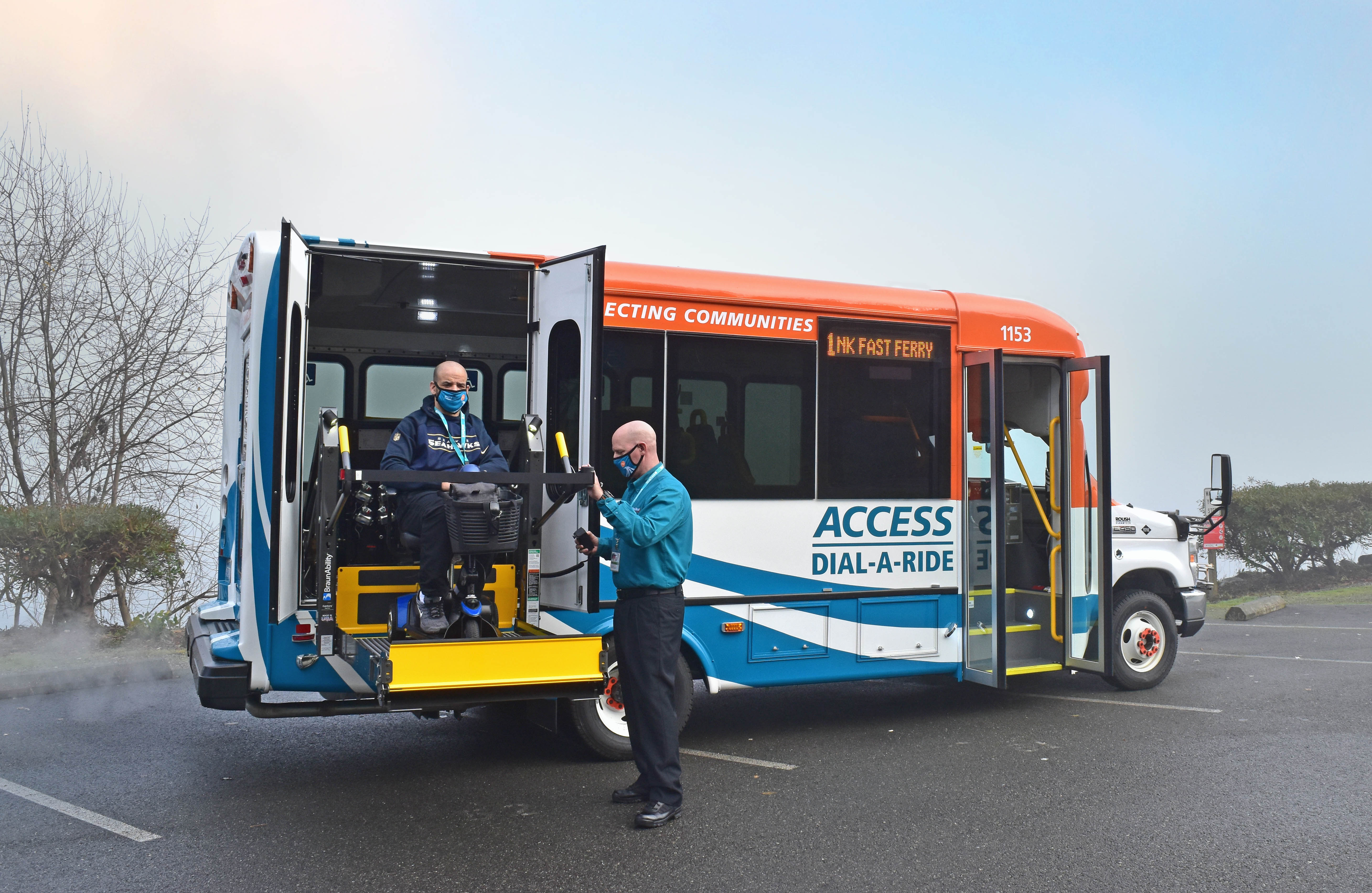 Washington Agencies Lower Emissions, Costs with Propane Autogas