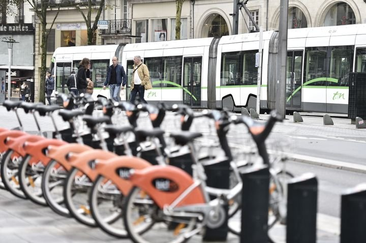Nantes has experienced a major increase in accessibility and quantity of parks, bike paths, and waterways. - Transdev