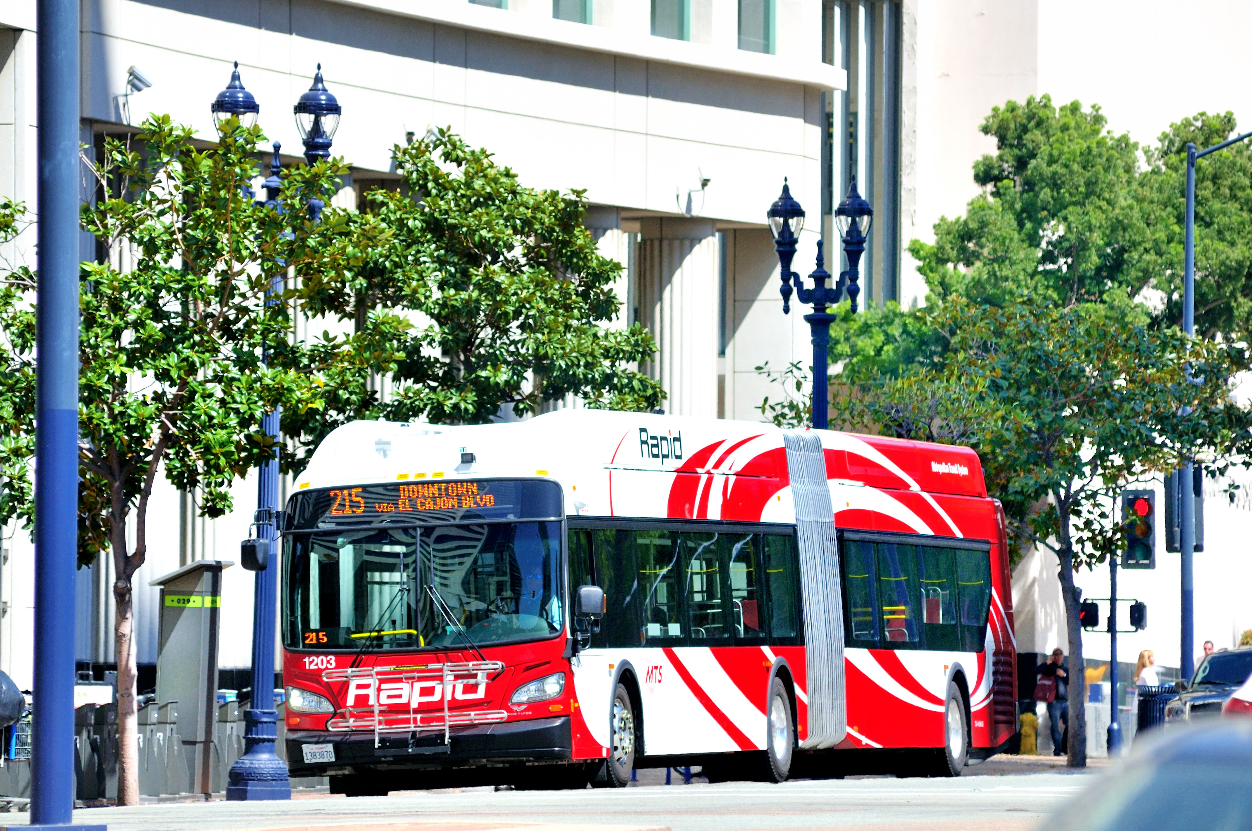 Redrawing the Lines of Transit Bus Services