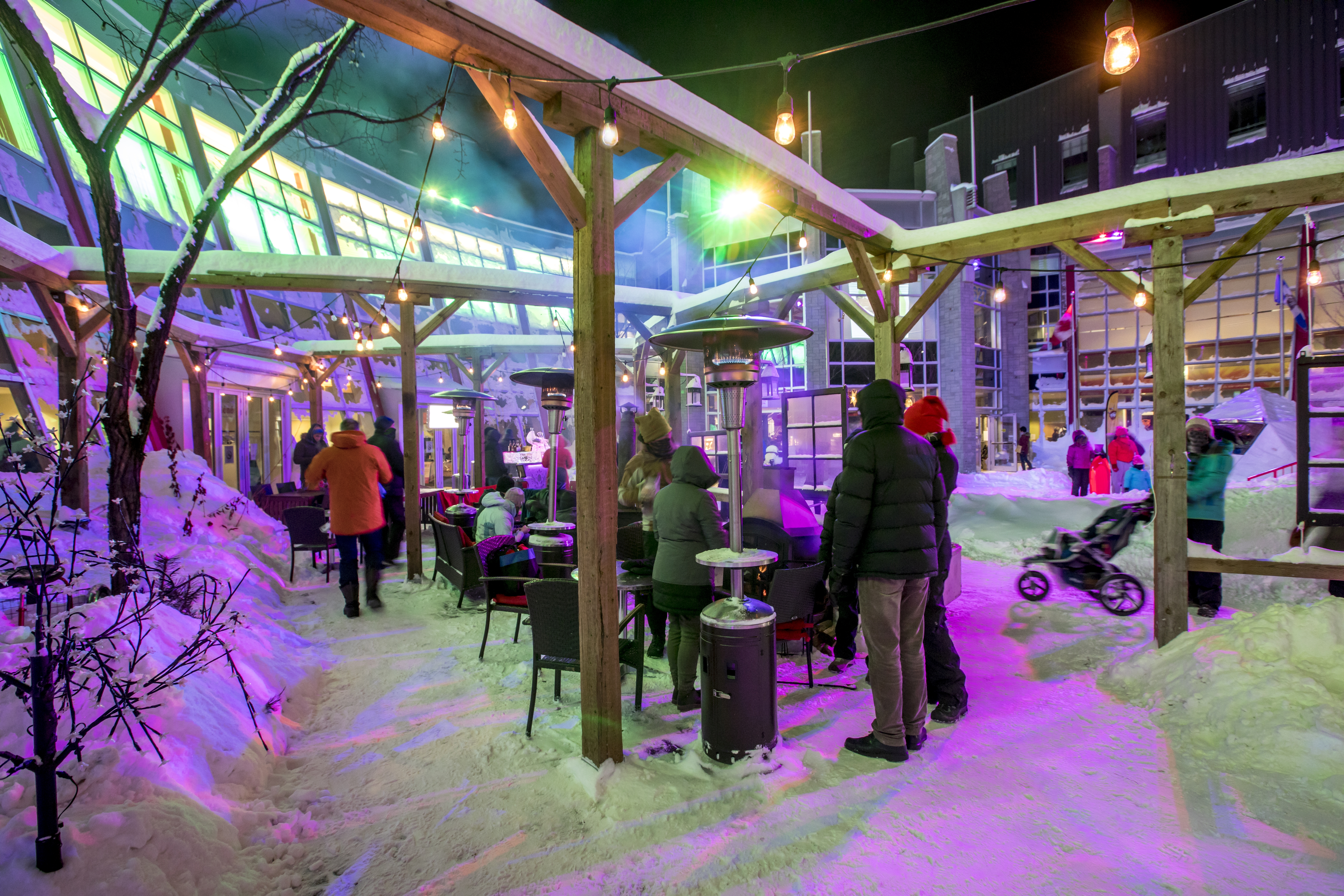 Winter City Design: 3 Ways to Save Small Businesses this COVID-19 Winter