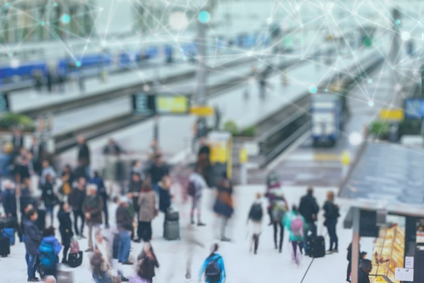 Rail Gets Commuter Safety on Track with Multimodal Insights