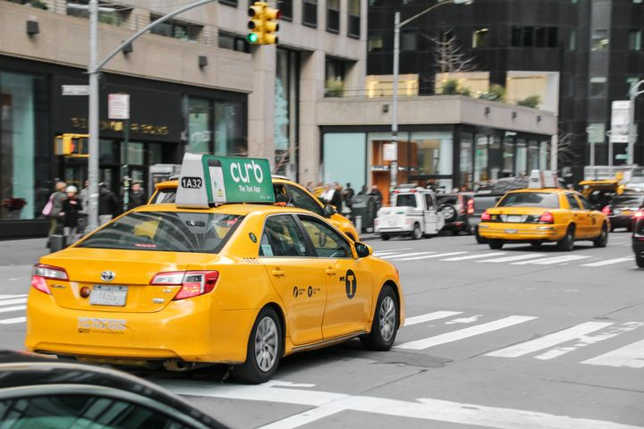 In New York City, taxi operators have worked with some of the city's biggest healthcare organizations to provide tens of thousands of rides for essential workers to and from the frontlines of the health crisis. - Curb