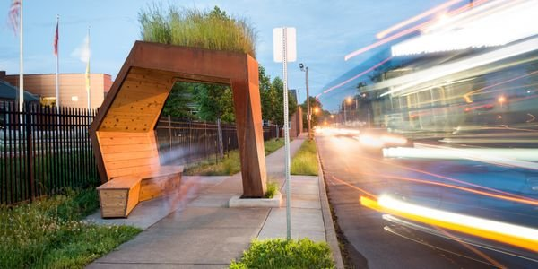By actively seeking input and creating bus stops that address user needs, promote public safety,...