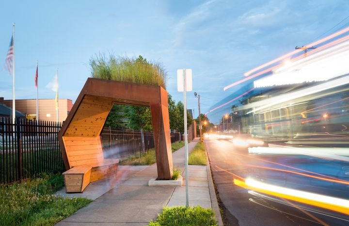 By actively seeking input and creating bus stops that address user needs, promote public safety, and tackle frequent concerns, governments and leaders can connect with riders. - Courtesy Luckett & Farley