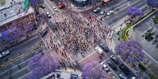 Peaceful assembly is a constitutional right that transit and city planners must consider as part...