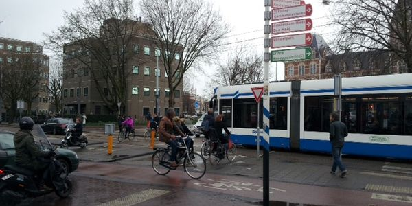 As in most of the Netherlands, the micromobility revolution is being led by personal cycling,...