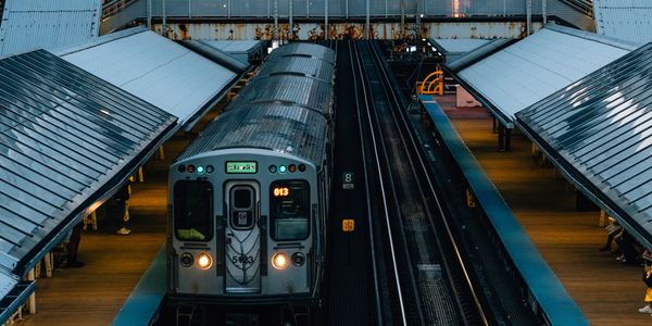 Rain or Shine, Halogen Bulbs Are Today's Smart Lighting Choice for Commuter Railcars