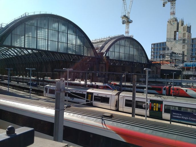 What is clear post-pandemic is that the finances and business models of the UK rail industry have been devastated and the role of government redefined. - Photos courtesy Giles Bailey