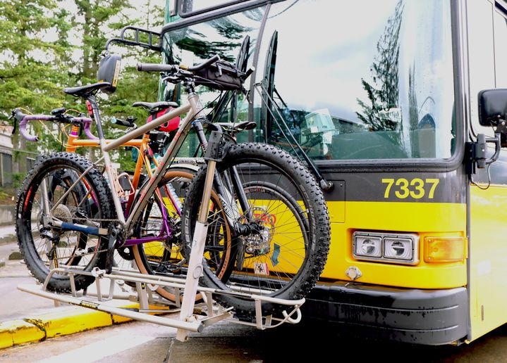 The increase in bike commuting has impacted the transit industry in many positive ways for cyclists that utilize transit services. - Sportworks