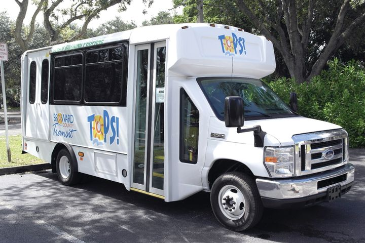 Broward County and Charlevoix County save millions with propane-powered vehicles. - Photo: Broward County Transit
