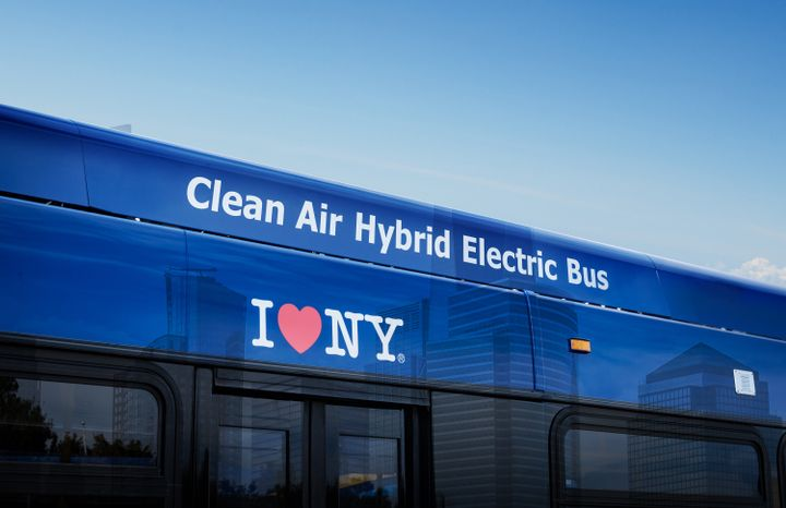 BAE Systems has been selected to supply hundreds of electric hybrid power and propulsion systems for transit buses in New York City. - BAE Systems