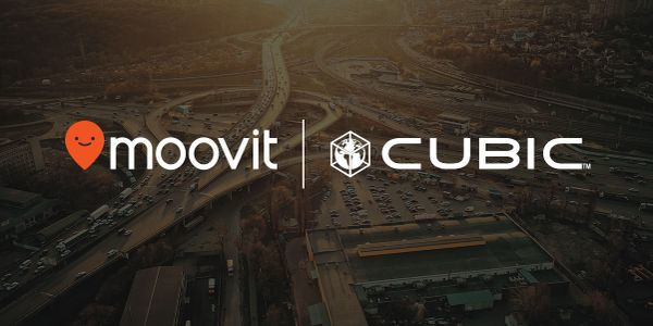 The new solutions and platform will be made available to existing customers of Cubic and Moovit...