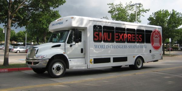 SMU Express is one of DART's highest shuttle ridership performers at an average daily passenger...