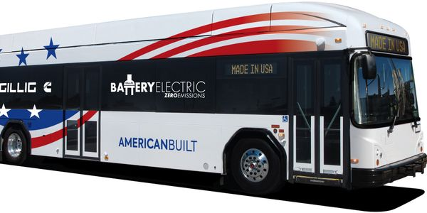 GILLIG partnered with the nine winning transit agencies in completing their Low-No applications...