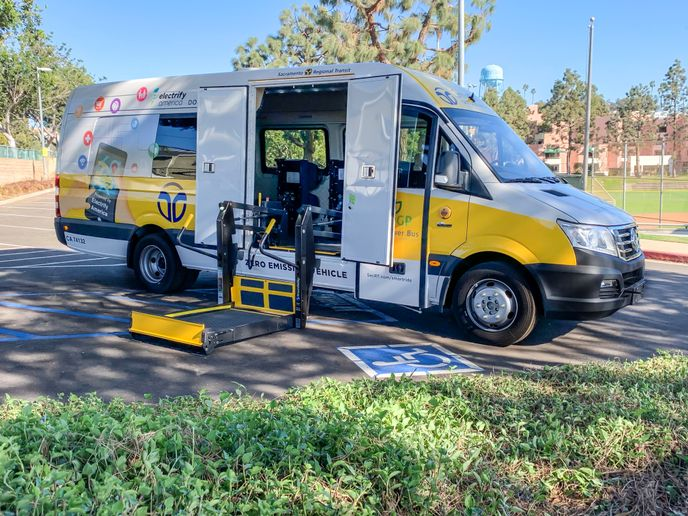 GreenPower continues to leverage its flagship EV Star Platform with four distinct models serving the cargo, delivery, and microtransit markets. - GreenPower