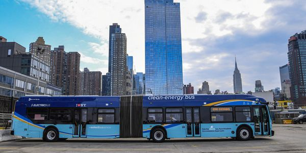 On June 8, NYCT buses hit 40% of normal ridership compared to one year ago.