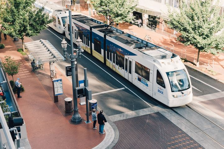As people begin to rely again on public transit, they will need to know they have choices — like whether to switch to a later bus or another route based on how many riders are already on board. - TriMet