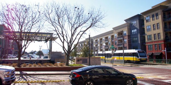 DART's 93-mile light rail system, with 64 stations, is the longest light rail system in North...