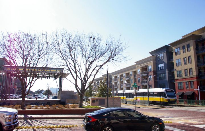 DART's 93-mile light rail system, with 64 stations, is the longest light rail system in North America and was built at a cost of $5.5 billion. - DART