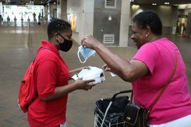 MARTA to Begin Distributing Masks at Transit Stations