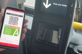 Calgary Transit Unveils 'My Fare' Mobile Ticketing App