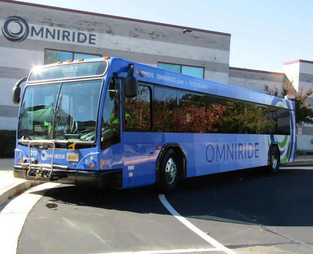 In June 2019, the Commission authorized OmniRide to conduct a new procurement for operations and maintenance contractor services. - Omniride