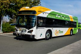 SolTrans, Taps AMPLY Power to Simplify Electric Bus Fleet Charging