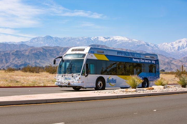 The agency has successfully completed construction of a hydrogen electrolyzer, which has created infrastructure that promotes low- and zero-emission technology for the region and sets SunLine up to establish a fleet that is entirely zero-emission. - SunLine