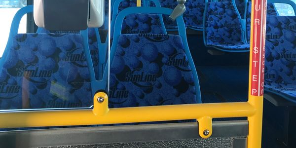 SunLine has completed the installation of hand sanitizing stations on each bus in service on the...