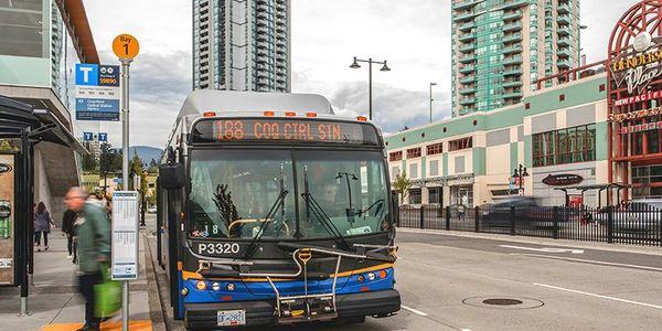 About half of the opportunities identified by TransLink are in the City of Vancouver, while the...