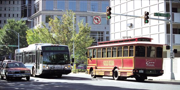 CATS Names New GM, Bus Operations