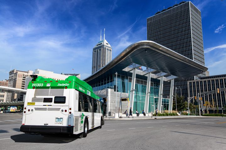 IndyGo will pair Allison's H 40 EPTM with the Cummins B6.7 in 24 of the 27 GILLIG buses. - Allison Transmission