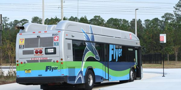 Five projects in Florida will receive a total of $27.8 million to purchase new electric buses...