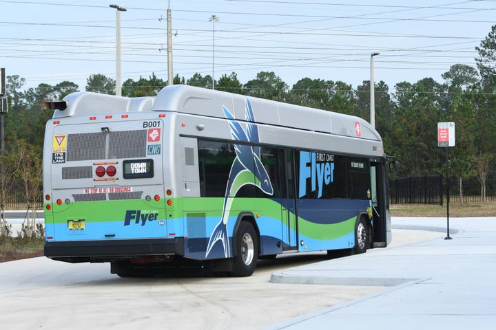 Five projects in Florida will receive a total of $27.8 million to purchase new electric buses and upgrade bus maintenance facilities and infrastructure. - JTA