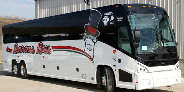 A family-owned bus transportation service, Barons Bus is headquartered in Cleveland and is owned...