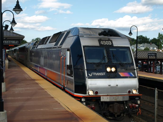 Over the years, Bombardier has provided more than 100 electric and dual-power locomotives, hundreds of push-pull commuter coaches and 429 MultiLevel I and II vehicles to NJ TRANSIT. - Bombardier